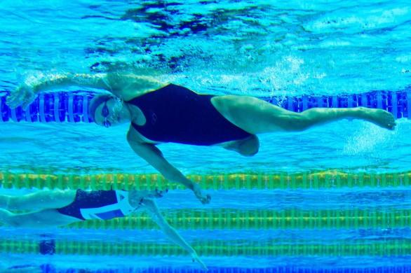 Il nuoto paralimpico torna in tv swimbiz - Piscina trezzano sul naviglio nuoto libero ...