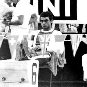Assoluti di Livorno del 1973, prima dei 100 dorso