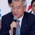 Cho Young-Ho, Presidente del Korean Olympic Committee (Yonhap)
