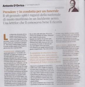 La lettera al Corriere.it
