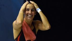 Tania Cagnotto (LaPresse)