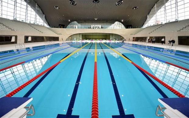Londra Una Piscina Europea Che Vale Un Olimpiade Swimbiz