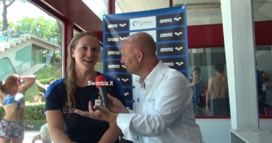 Ilaria Bianchi per Swimbiz