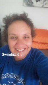 L'ex nuoatrice azzurra Elisabetta Fusi