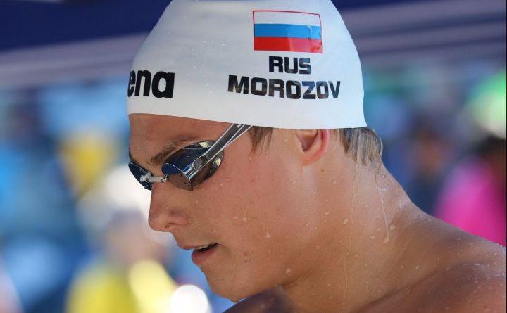 """Fina: annunciati i 7 """"espulsi"""" da Rio, anche Morozov nel report McLaren"""