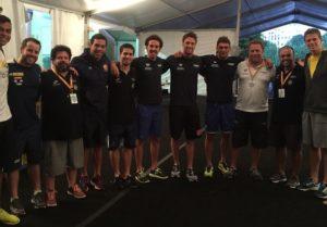 I velocisti italiani e brasiliani alle Arena Pro Swim Series di Charlotte, maggio 2015