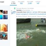 Il telecronista Rai Tommaso Mecarozzi ha ritwittato l'articolo
