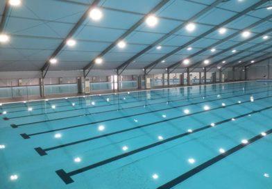 Vi è piaciuta la piscina di Rio? Guardate la vasca di riscaldamento