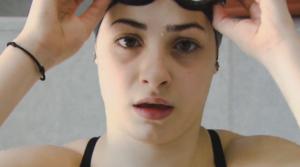Yusra Mardini, siriana del Team Olimpico dei Rifugiati (Ioc)