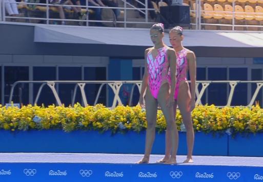 La Prima Olimpica Di Linda Cerruti E Costanza Ferro Swimbiz
