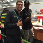 Federico Turrini e Bolt