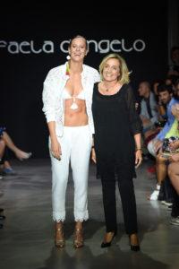 Federica Pellegrini e Raffaela D'Angelo