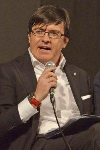 Enrico Flavio Giangreco, docente di marketing e comunicazione