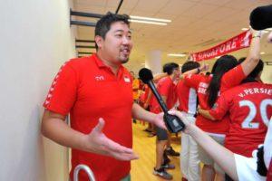 Il tecnico Gary Tan (Lim Yaohui)