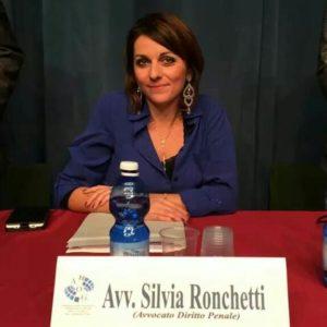 L'avvocato Silvia Ronchetti
