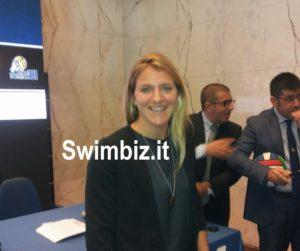 Teresa Frassinetti, argento olimpico e Vicepresidente Fin
