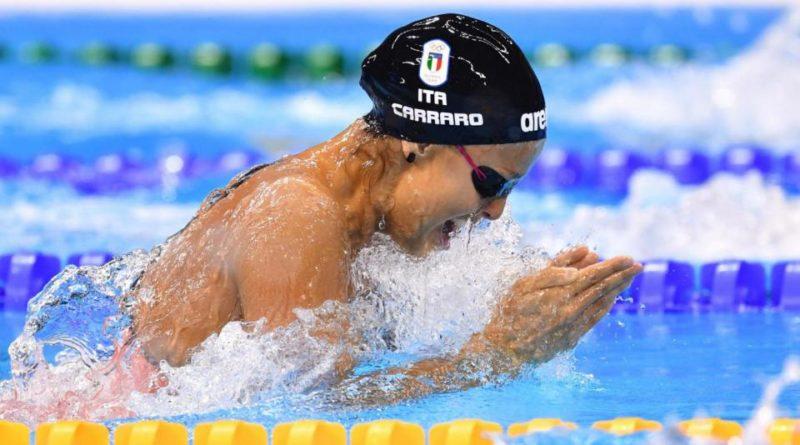 Windsor 2016: Carraro e Di Pietro in semifinale, Pellegrini salta i 400