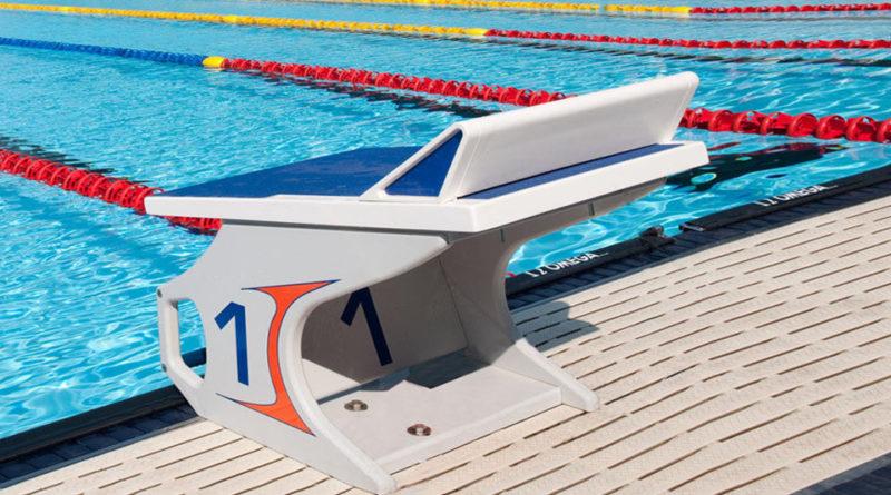 Nicol martinenghi archivi swimbiz for Swimming pool starting blocks dimensions
