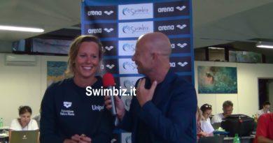 Federica Pellegrini per Swimbiz
