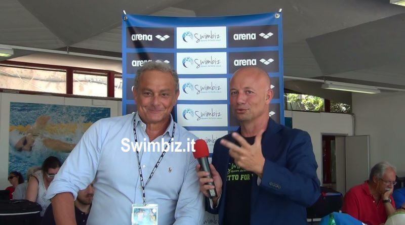 Michele Garufi per Swimbiz