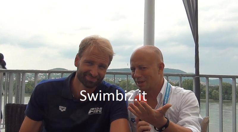 Massimiliano Rosolino per Swimbiz