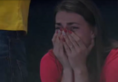 """VIDEO E Swimbiz svelò (in diretta Rai) il nome della """"signora in rosso"""""""