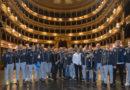 Cultura sportiva: Settebello al Teatro Massimo prima del debutto in Europa Cup