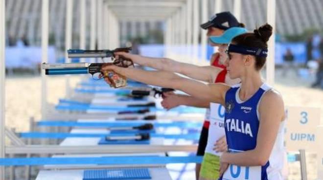 Penta-Capitale: nel week-end a Roma i Campionati Italiani di Pentathlon