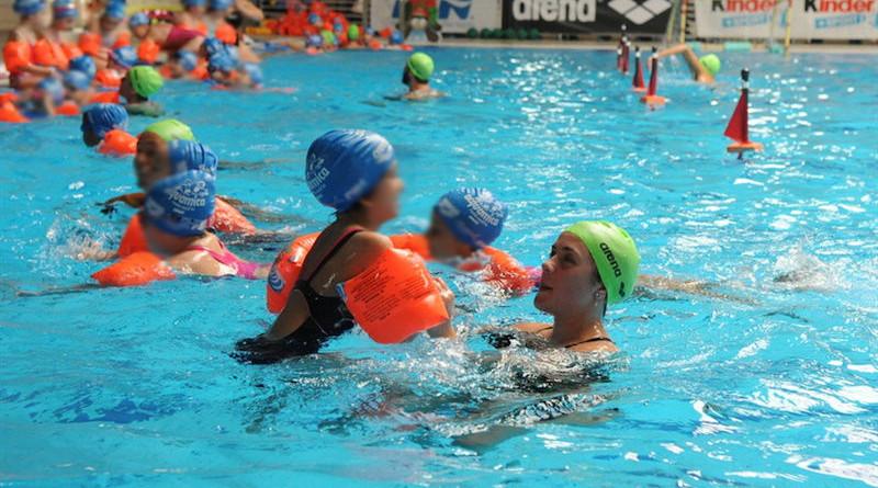 Vasca Da Nuoto : Campionati e raduni nazionali ed internazionali di nuoto a riccione