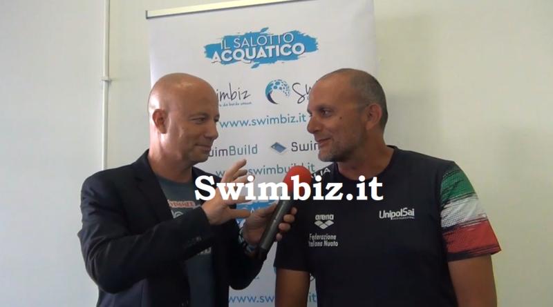 VIDEO Coach volanti: al Salotto Acquatico Simone Palombi, tecnico di Burdisso
