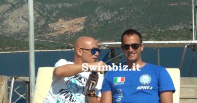 VIDEO I meccanici degli atleti: a Swimbiz Andrea Sola, 'fisio' dell'Italapnea