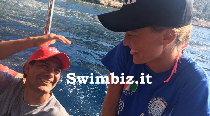AUDIO Ugo Matteoli a Radio Cusano (e Swimbiz): apnea più unita e solida