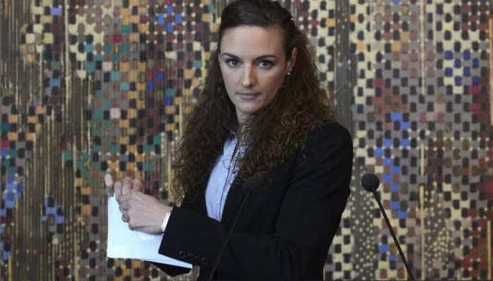 Katinka Hosszu, una businesswoman a Milano