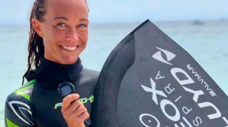 """La """"solita"""" Alessia Zecchini: ORO e Record Mondiale!"""