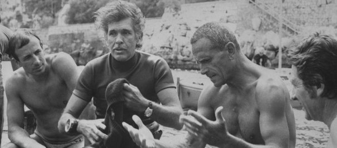 Jacques Mayol ed Enzo Maiorca