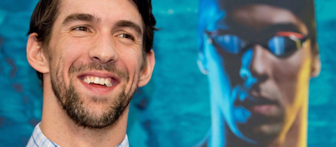 Michael Phelps ha il record di ori vinti a una singola Olimpiade, otto