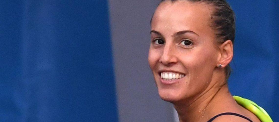 Tania Cagnotto, argento e bronzo olimpico nei tuffi