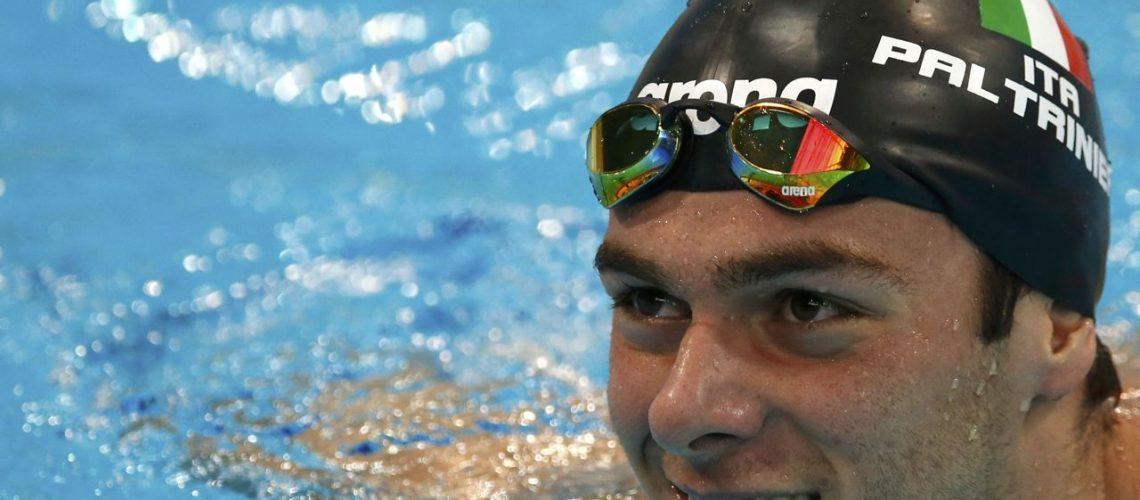 Gregorio Paltrinieri, campione olimpico dei 1500 m stile libero