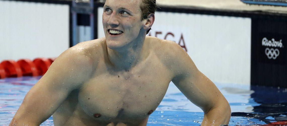 Mack Horton, campione olimpico dei 400 stil
