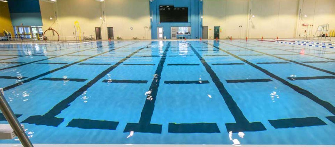 Il Dillon Family Aquatics Centre di Fremont, Nebraska
