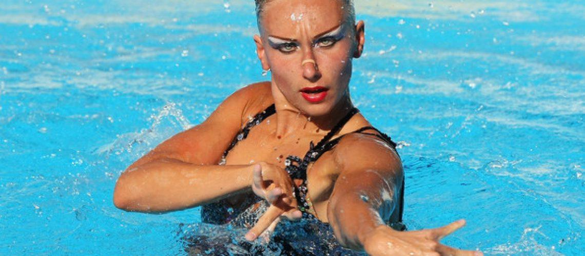 Natalia Ishchenko, cinque ori olimpici