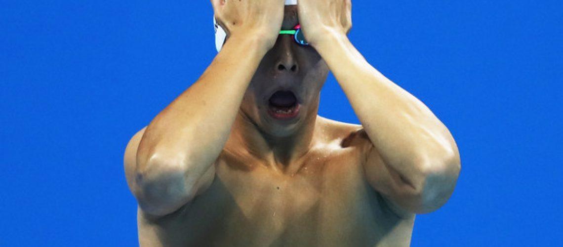 Sun Yang, olimpionico cinese