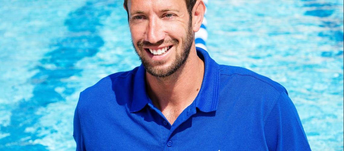 Alain Bernard introdotto nella International Swimming Hall of Fame
