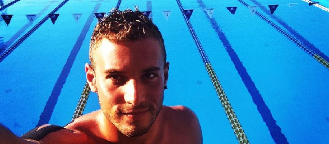 Alex Di Giorgio, duecentista azzurro