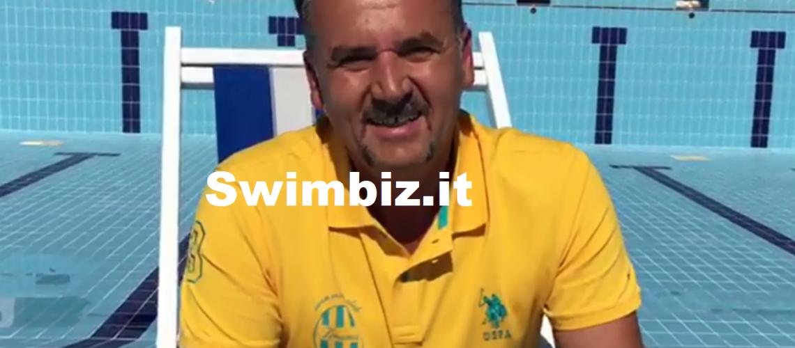 Arian Fetishaj al Flash Acquatico di Swimbiz