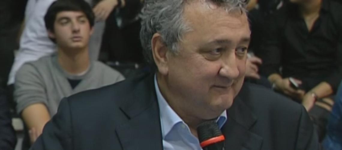 Paolo Barelli, Presidente Fin