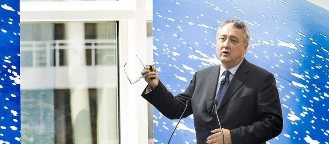 Paolo Barelli, Presidente Len e candidato alla presidenza Fina