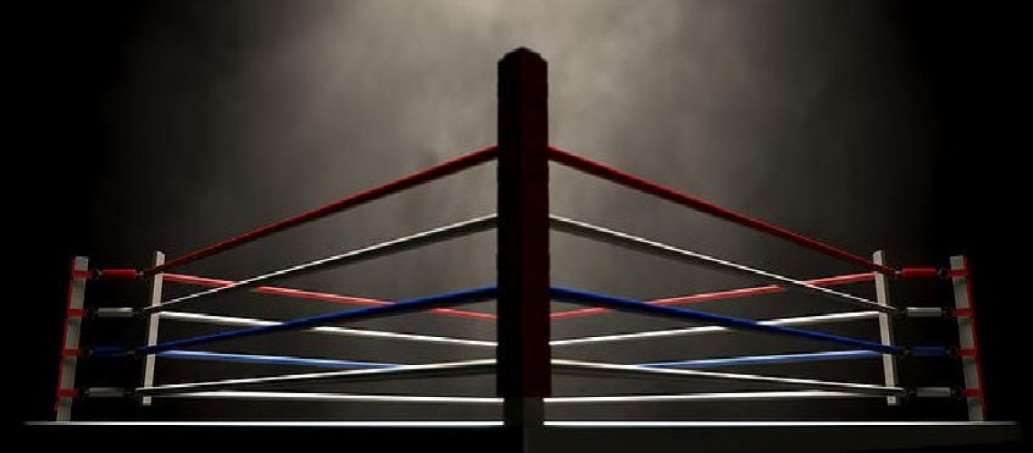 boxe ring