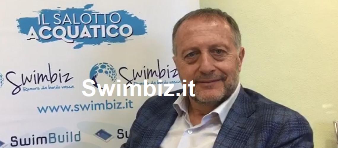 Carlo Allegrini a Swimbiz