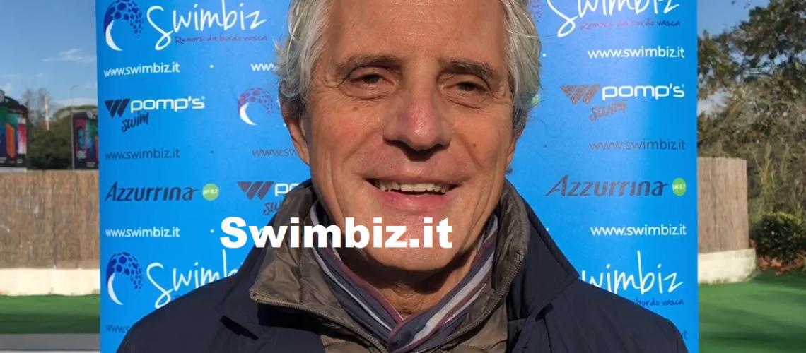 Cesare Butini al Flash Acquatico
